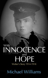 With Innocence and Hope Cover
