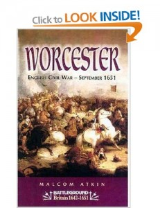 Worcester battle