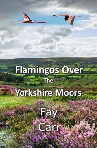 Fay Carr_Flamingos over the Yorkshire Moors_Cover